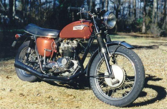 picture of 1972 Triumph TR6