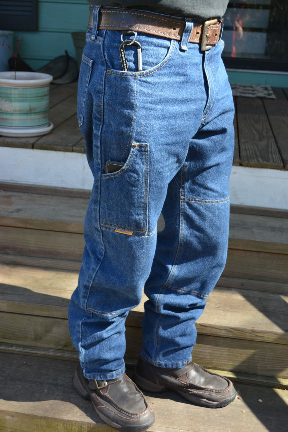 picture of Diamond Gusset jeans