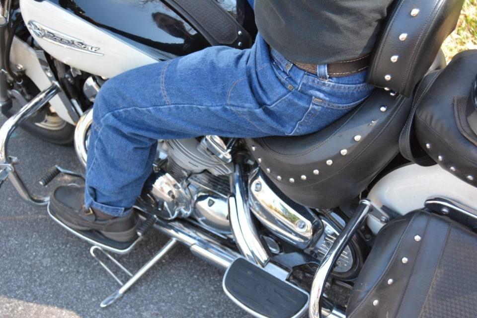 Road Dirt Diamond Gusset Jeans Photo 5