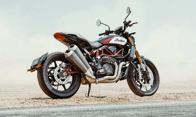 Indian Debuts Flat Track-Inspired FTR 1200 for 2019