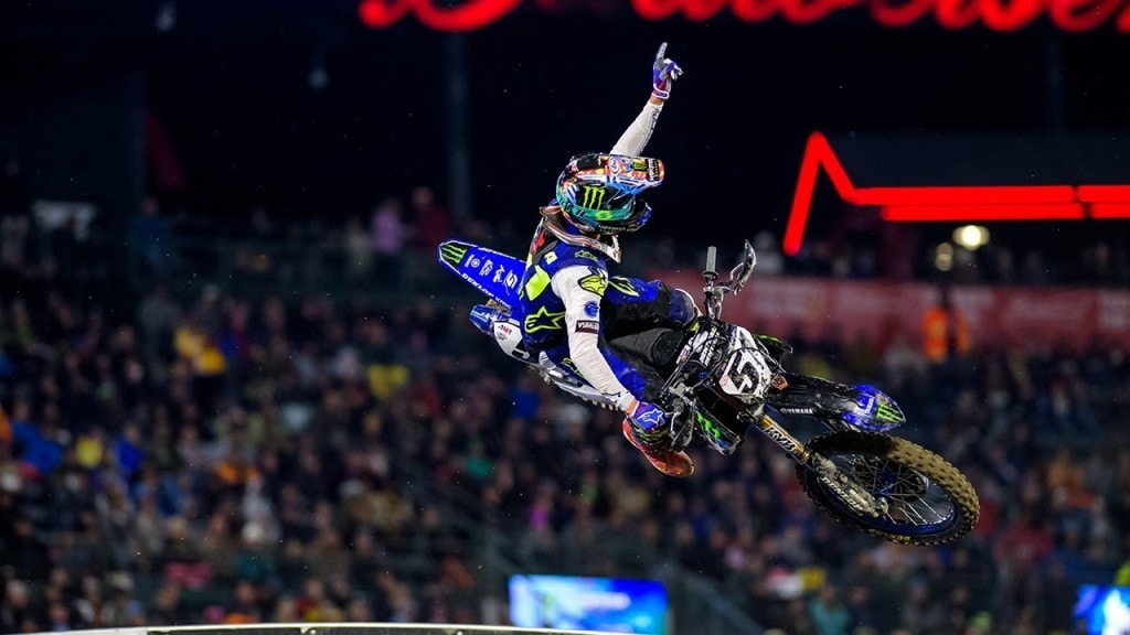 Messy Opening Round of Supercross 2019