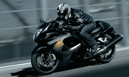Suzuki Ceases Production of the Legendary Hayabusa