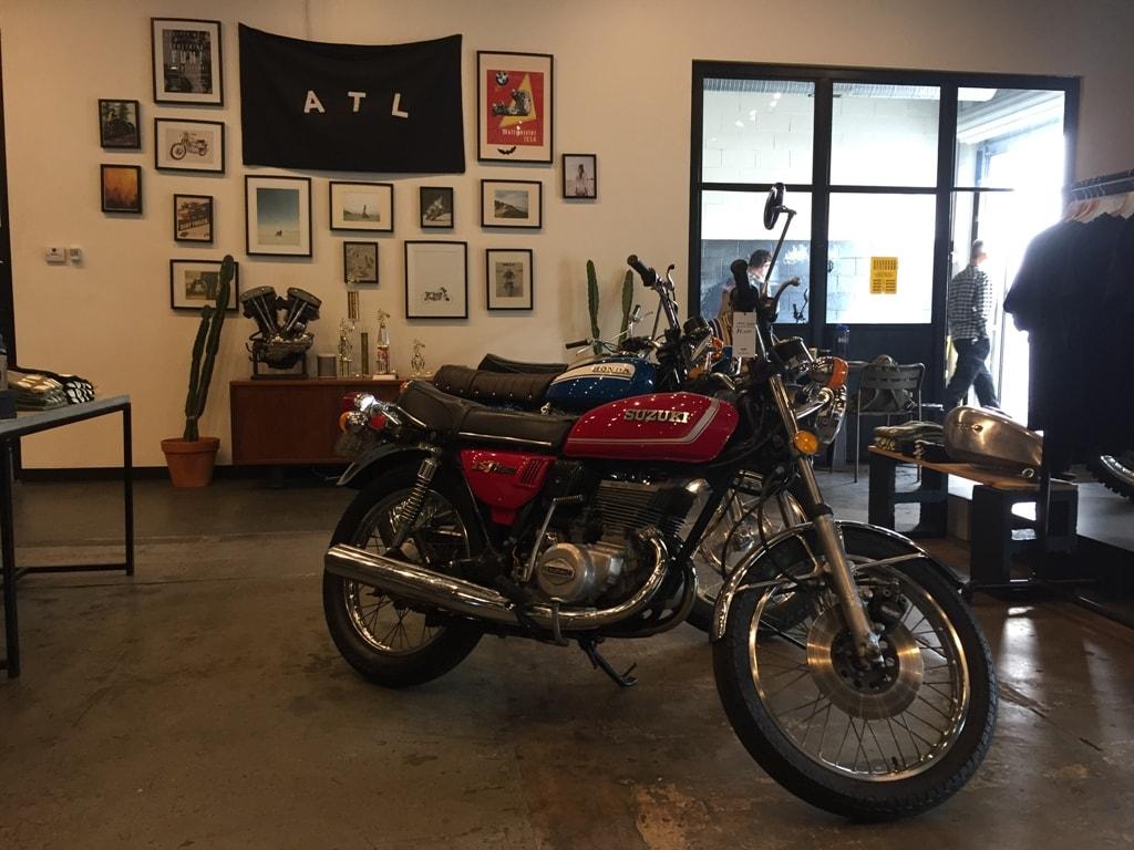 Brother Moto bikes