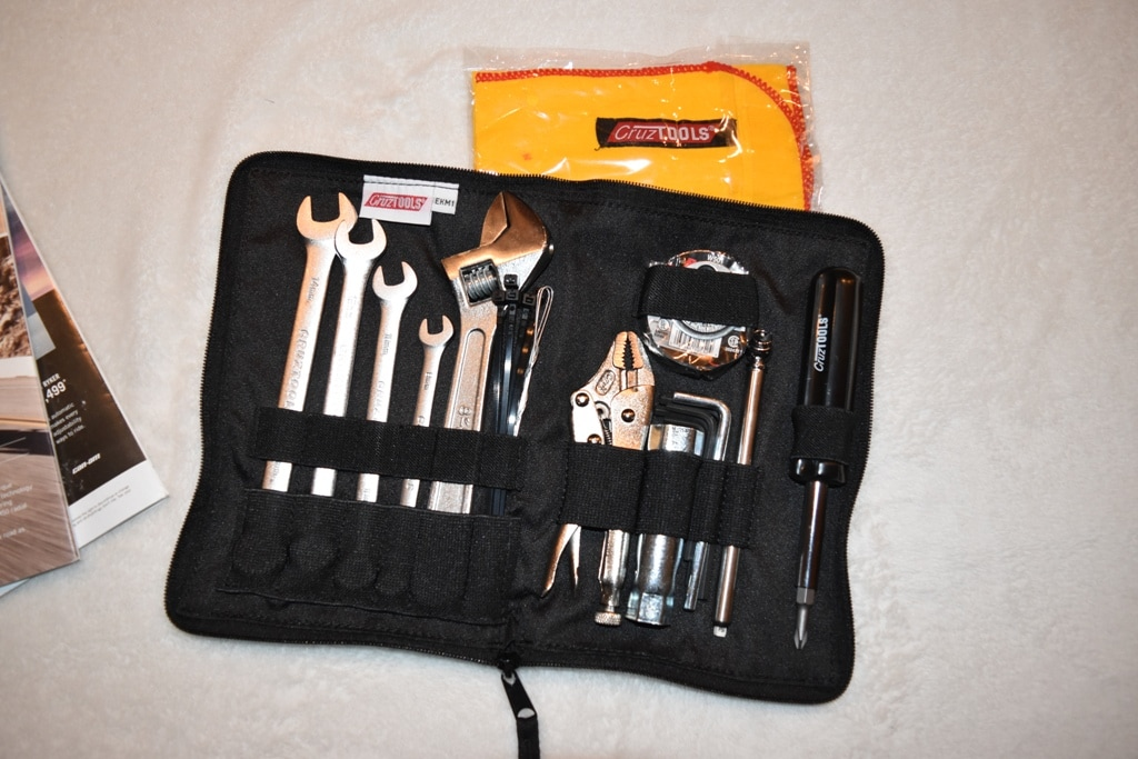 Cruz Tools Econo Kit 3