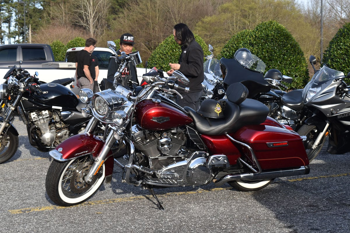 Picture of Cycle Gear Bike Night