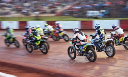 American Flat Track at Dixie Speedway