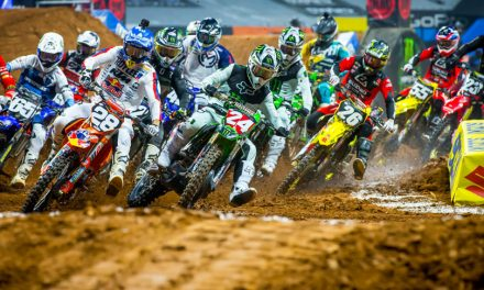 Supercross Atlanta – Bikes Soar Where Falcons Fly