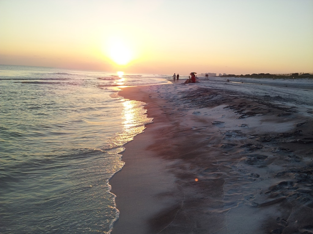 picture of Topsail Hill Beach