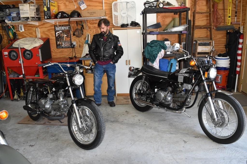 AMF Harley Sprints
