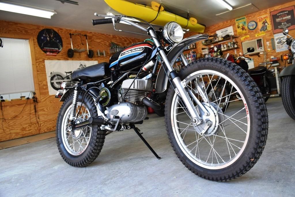 Harley Davidson SR100