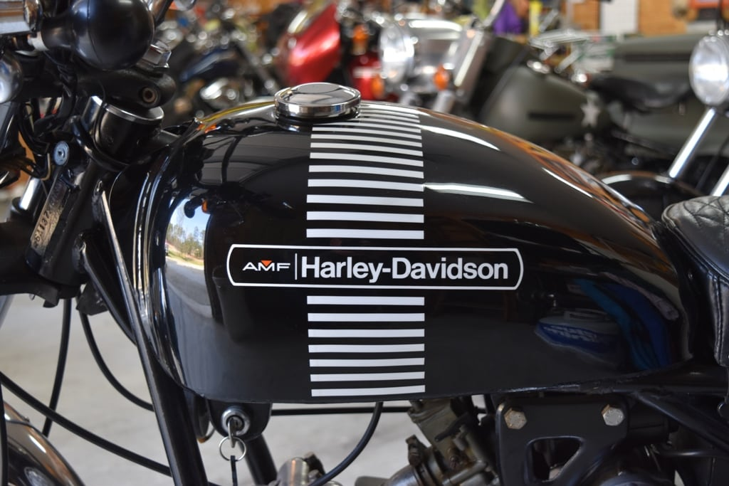 picture of AMF Harley Davidson