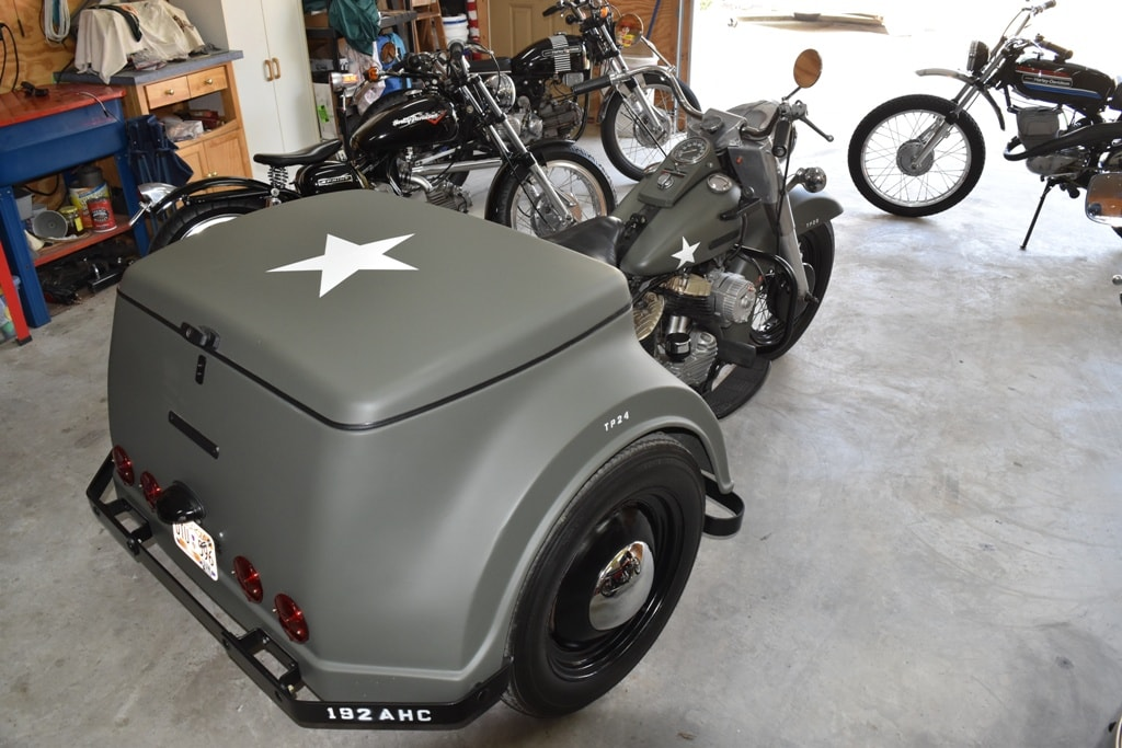 picture of Harley Trike