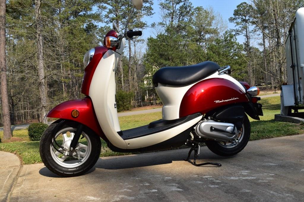 picture of Honda Metropolitan