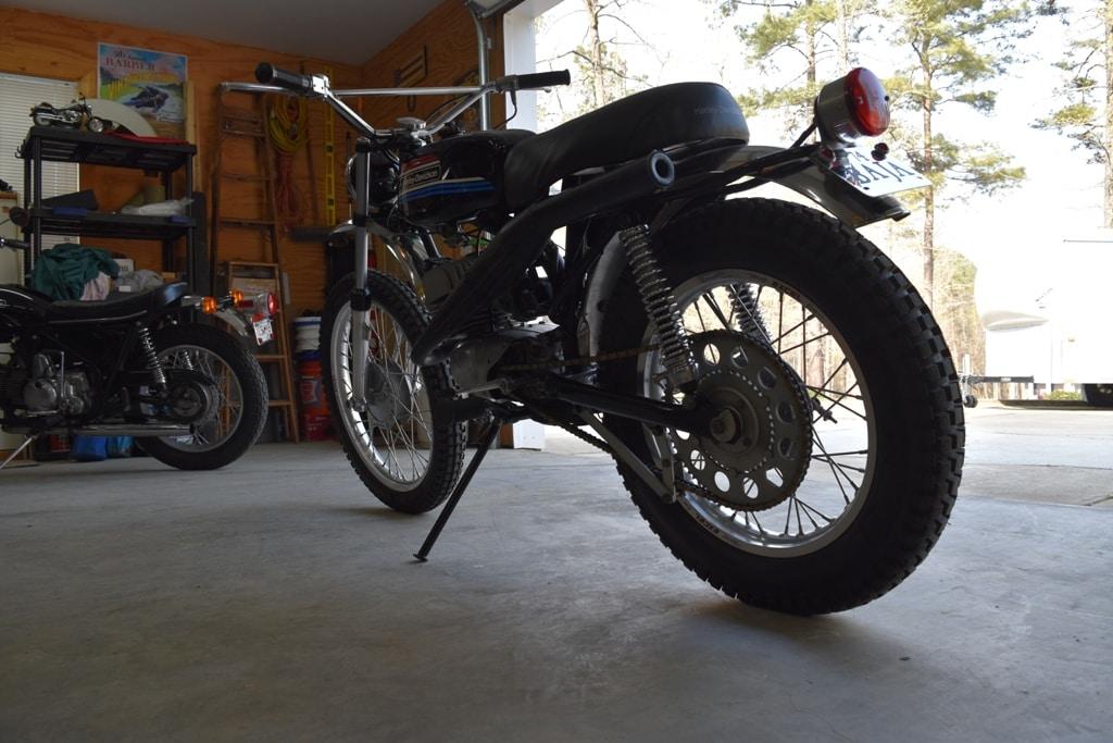 Harley Sprint