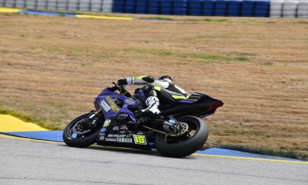 SPEED THRILLS- MotoAmerica at Michelin Raceway Road Atlanta