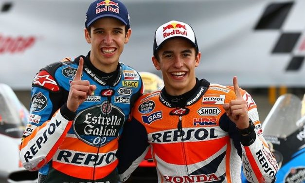 Those Marvelous Marquez Brothers