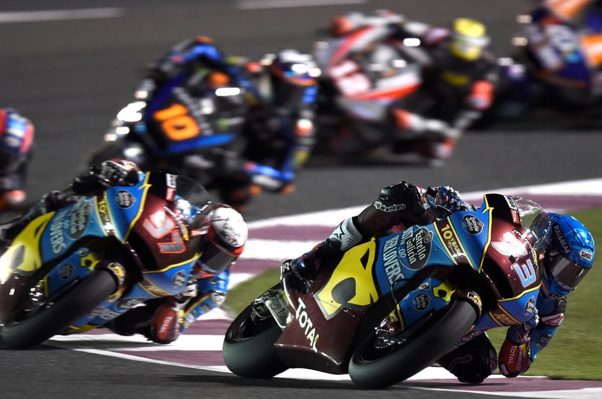 picture of Alex Marquez 2019