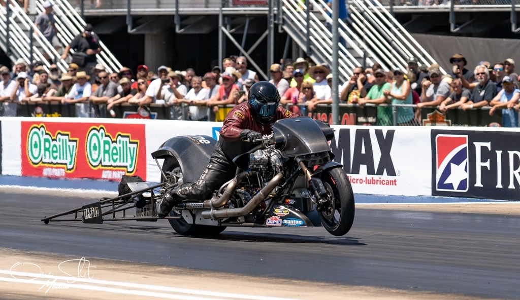 picture of Top Fuel Harley