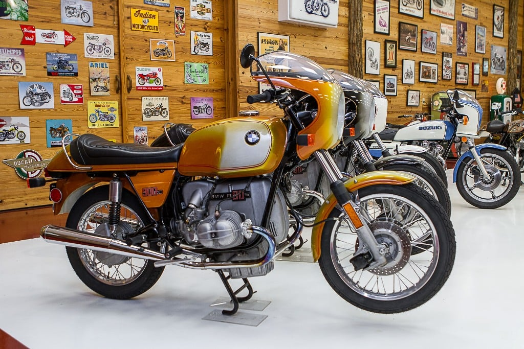 picture of BMW R90S