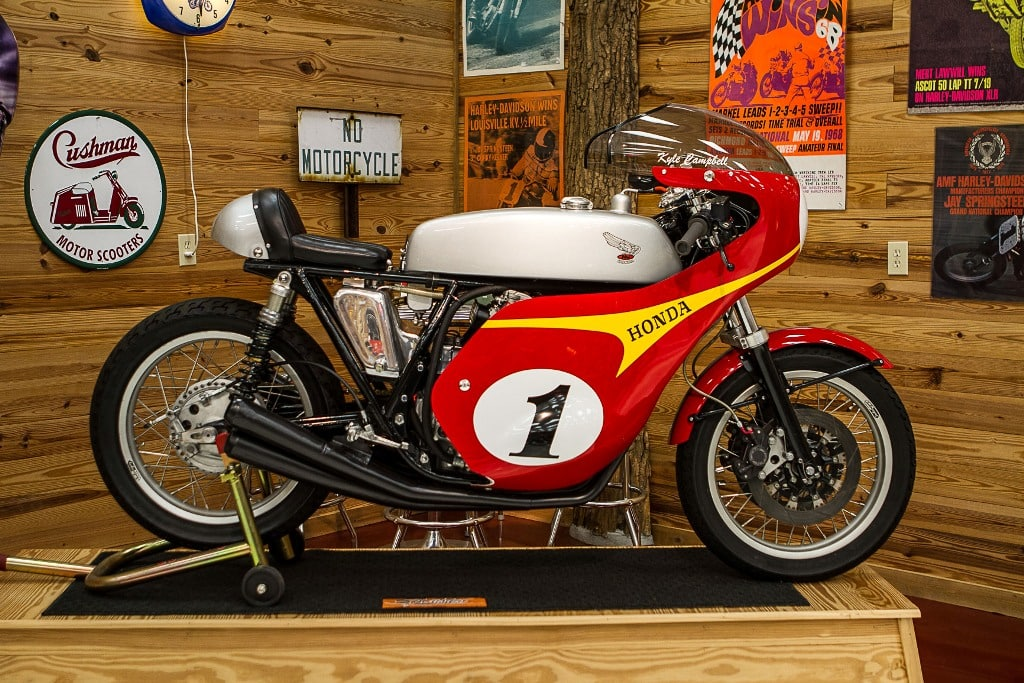 picture of Honda CR 750