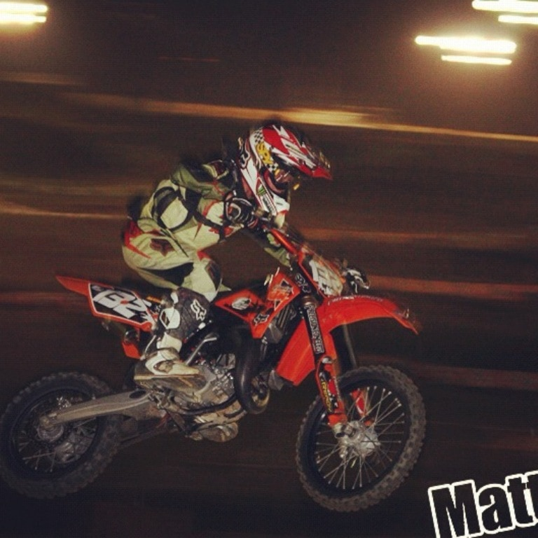 picture of Jake Gagne motocross