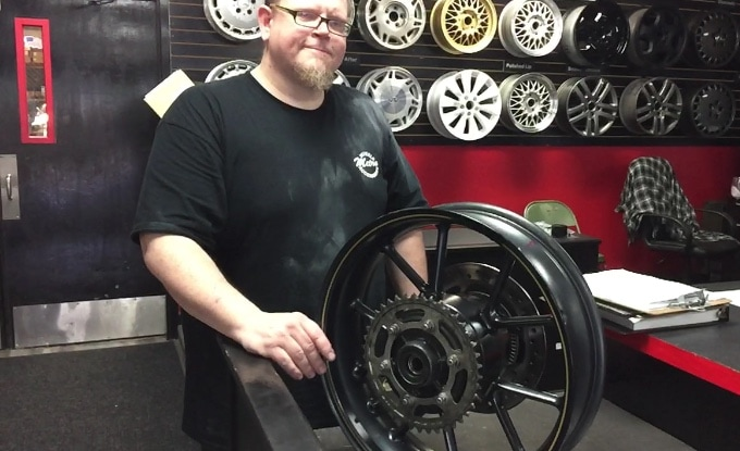 picture of Howard of Metro Wheels