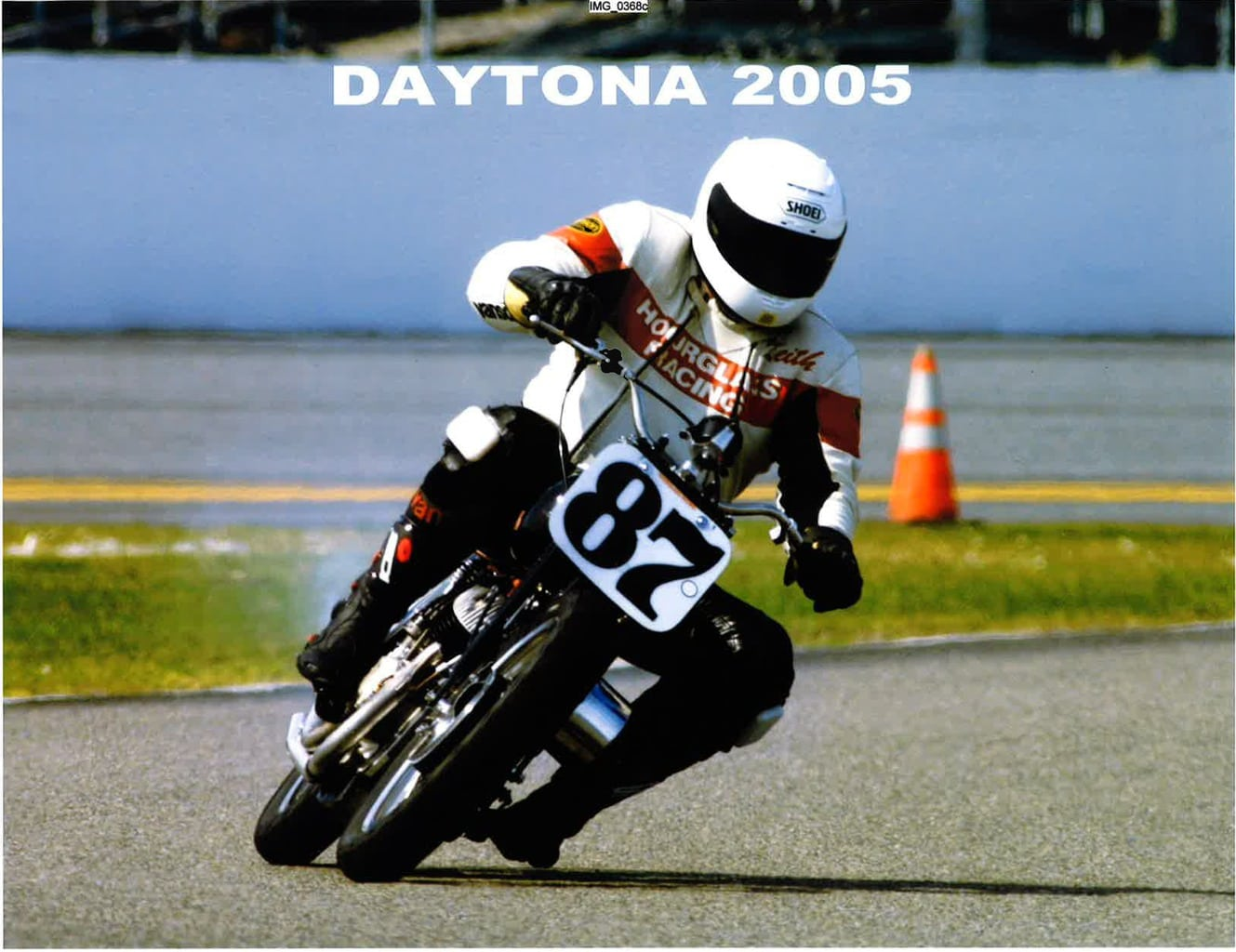 Keith Campbell Daytona