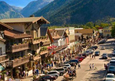 picture of Leavenworth