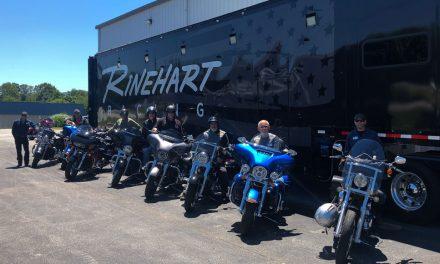 Racing in Rinehart's Blood