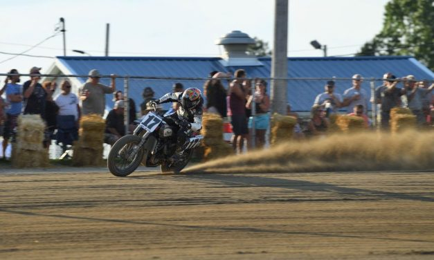 Playing in the Dirt at the Lima Half-Mile