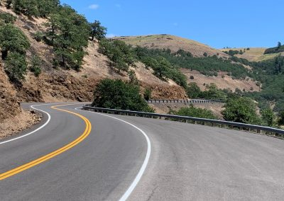 picture of Glenwood curves