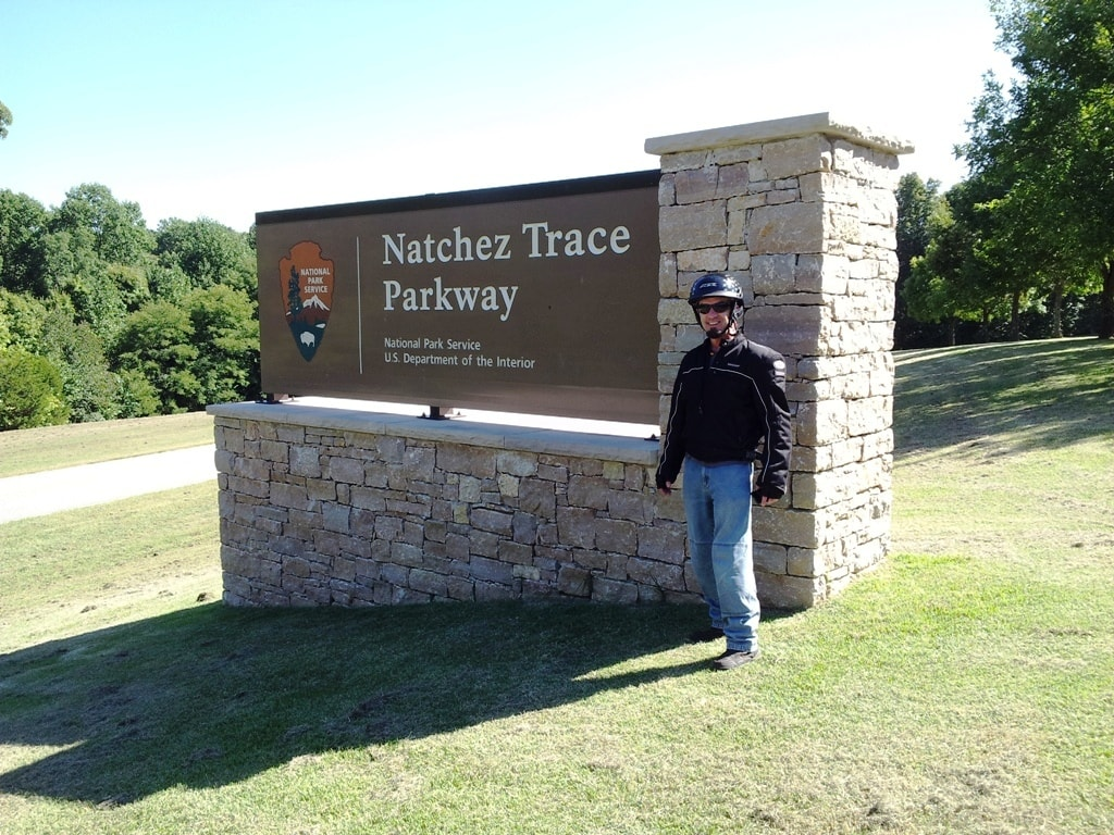 picture of Natchez Trace