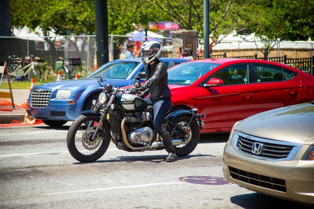 picture of Triumph Bonneville Bobber