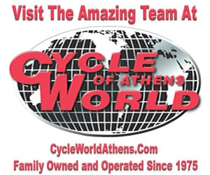 Cycle World Athens - Advertisement