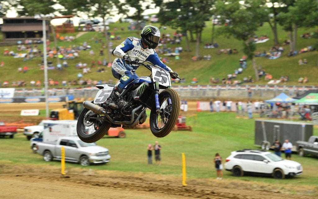 Flat Tracking the Peoria TT