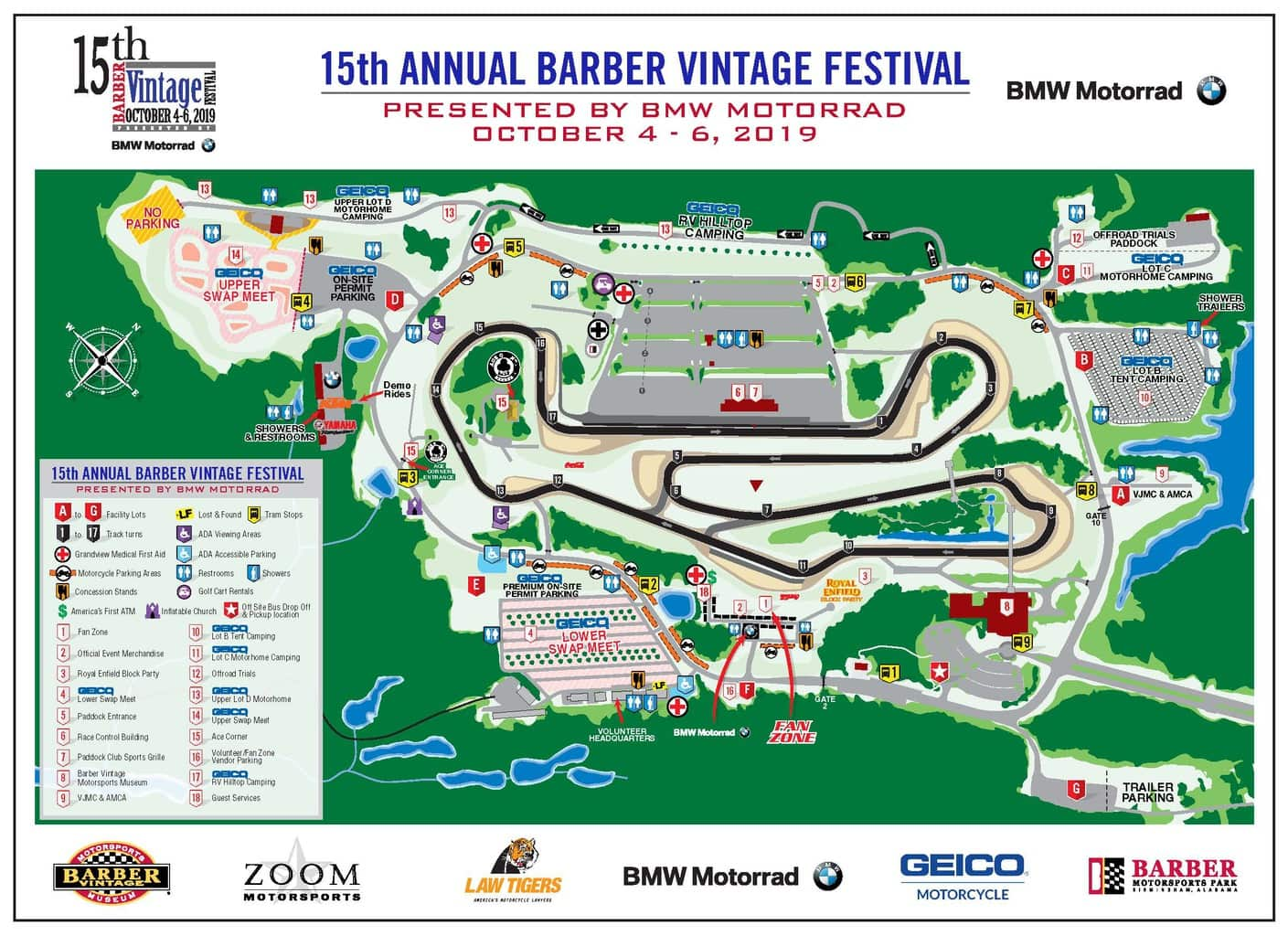 picture of 2019-Vintage-Festival-Map