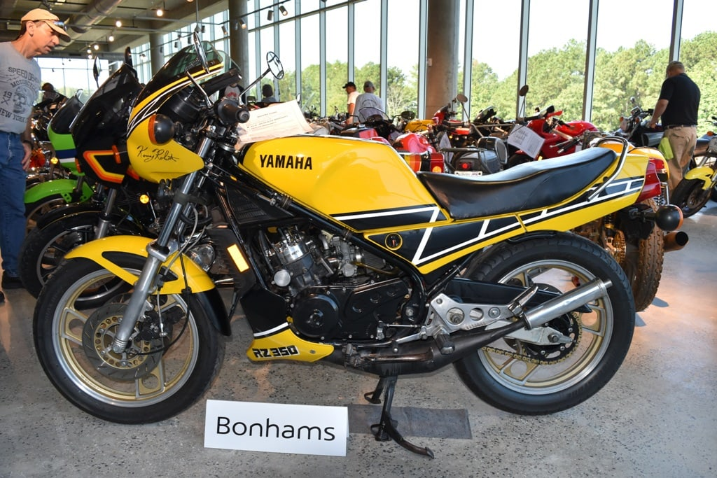 picture of Kenny Roberts Yamaha RZ350