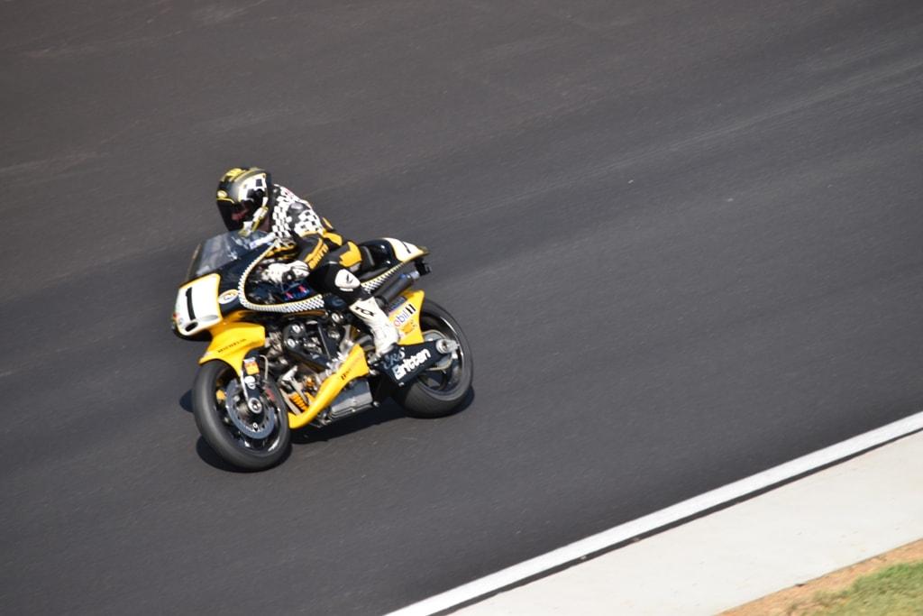 Britten motorcycle