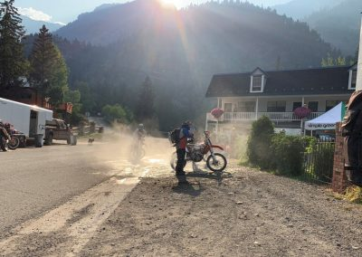 picture of Ouray bike wash