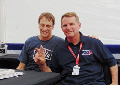 picture of Tony & Wayne