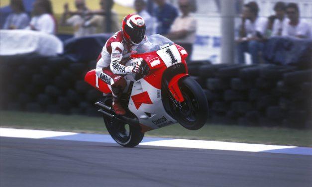 Anatomy of a Legend- Wayne Rainey Interview