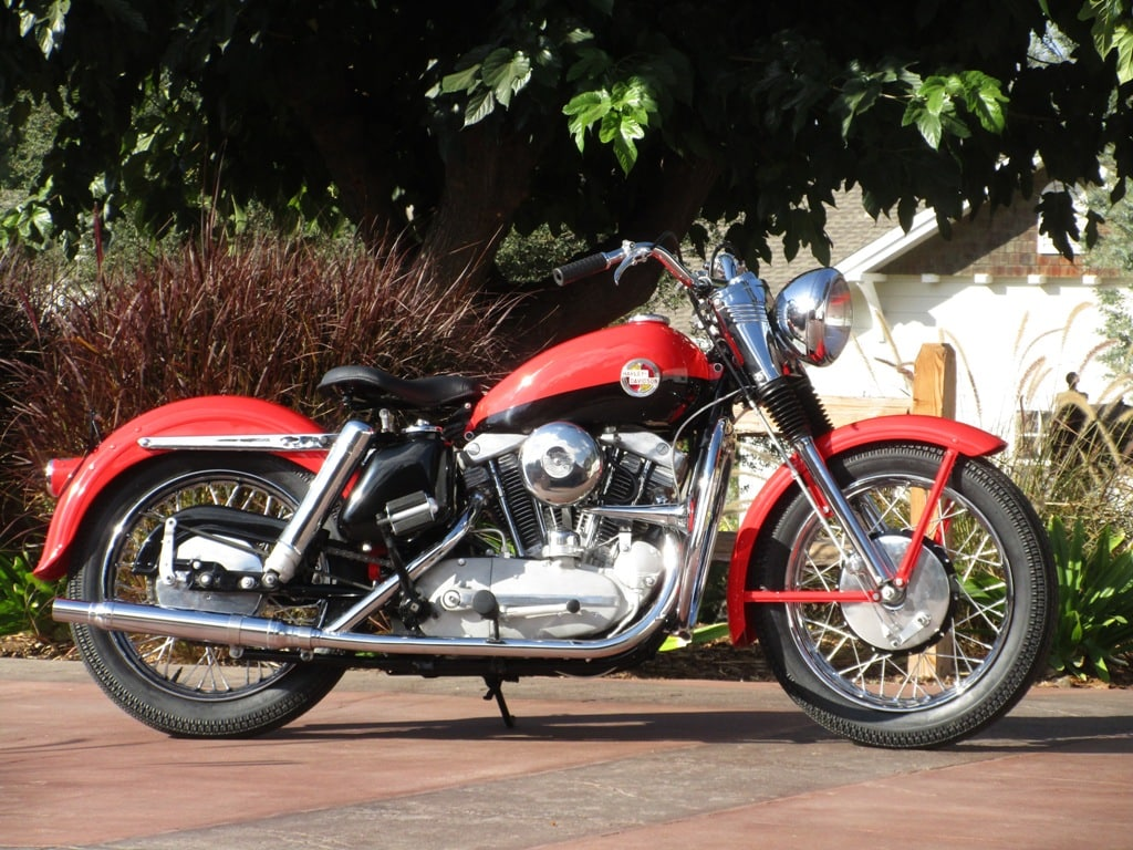 picture of 1957 Harley-Davidson Sportster