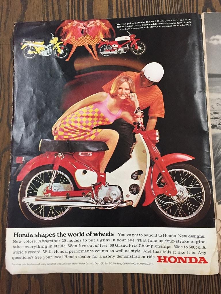 picture of Honda 1967