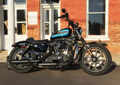 picture of Harley-Davidson Iron 1200 Sportster