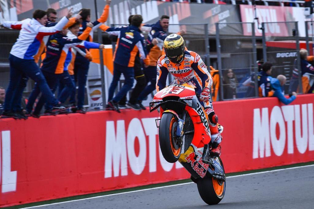 Marquez champion 2019