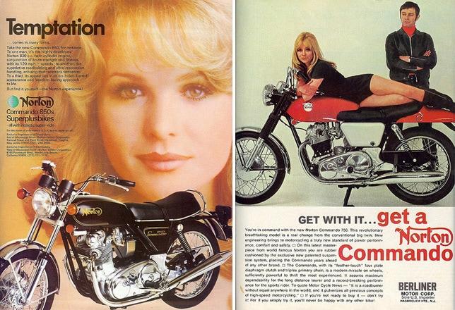 Norton 1970s