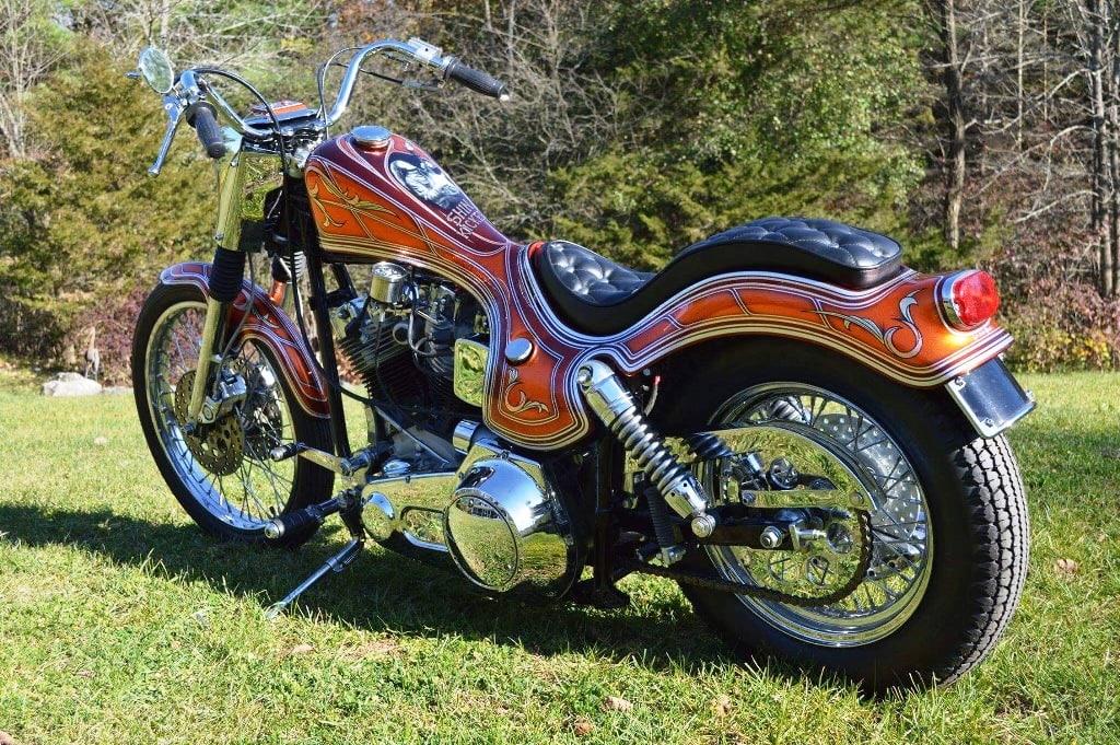 the Tracy Bike