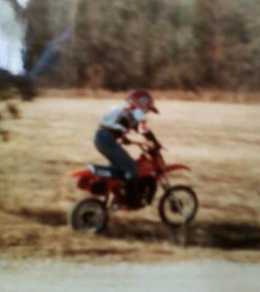 picture of Kevin minibike 1