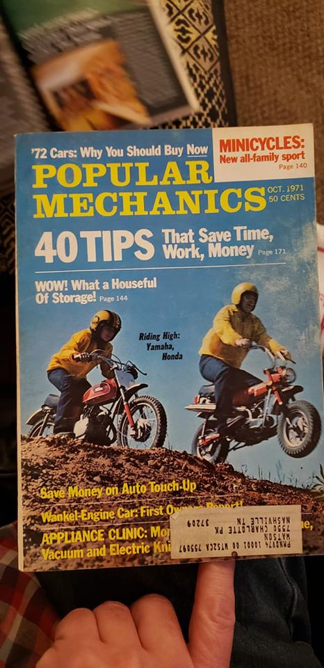 picture of Popular Mechanics cover