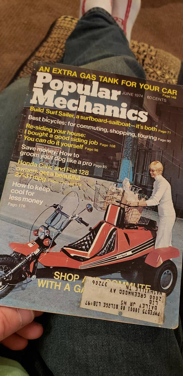 picture of Pop Mech cover 1